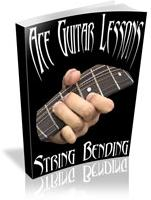 Chapter V - String Bending